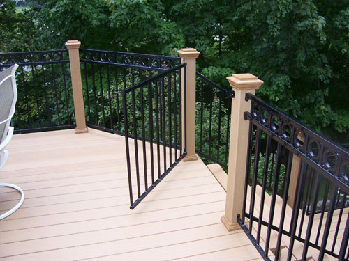 Fortress Iron Rail Systems