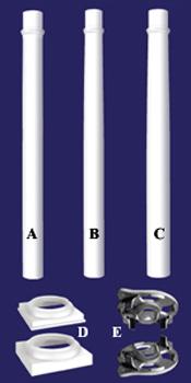 Porch Amp Lamp Posts